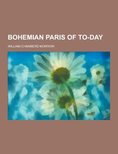 9781230224367: Bohemian Paris of To-Day