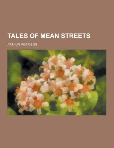 9781230240077: Tales of Mean Streets