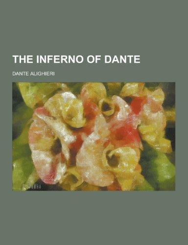 9781230243153: The Inferno of Dante