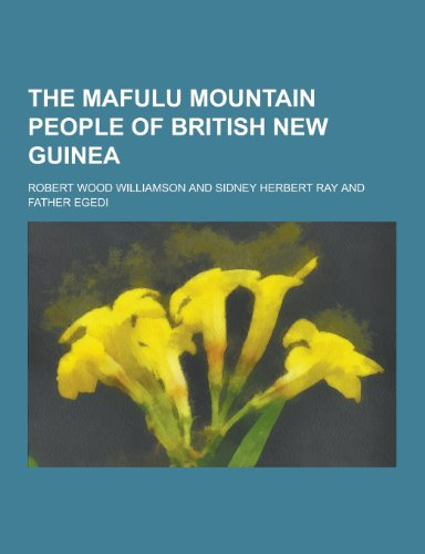 9781230243931: The Mafulu Mountain People of British New Guinea