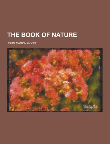 9781230247502: The Book of Nature