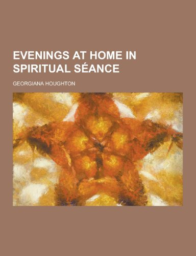 9781230261805: Evenings at Home in Spiritual Seance