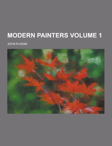 9781230267869: Modern Painters Volume 1