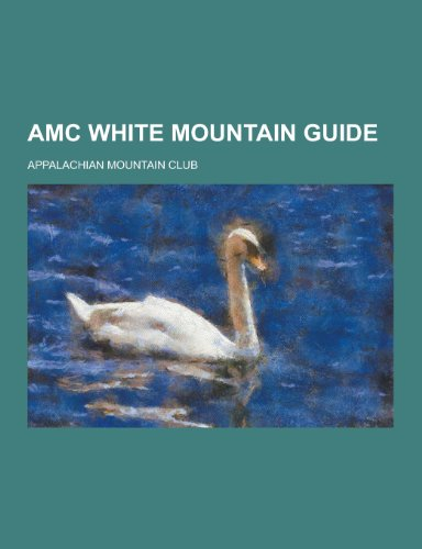 9781230273563: AMC White Mountain Guide