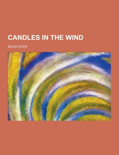 9781230284361: Candles in the Wind