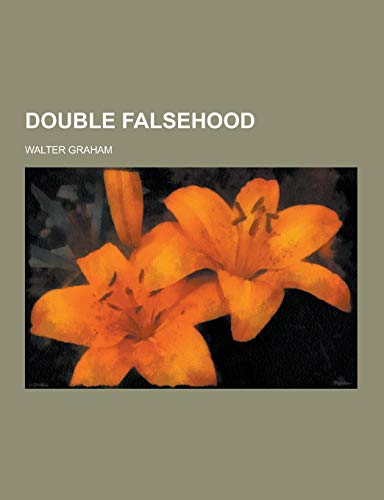 9781230285610: Double Falsehood