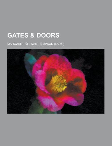 9781230286174: Gates & Doors