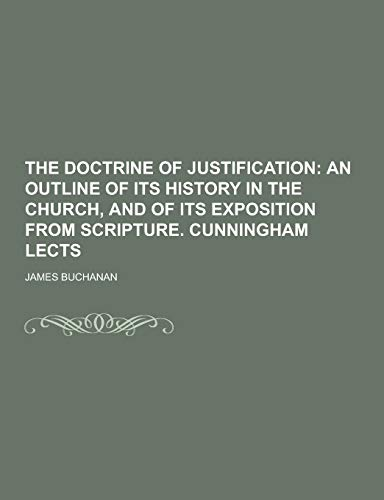 9781230299778: The Doctrine of Justification
