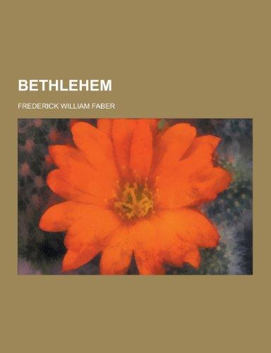 9781230309149: Bethlehem