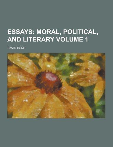 9781230311999: Essays Volume 1