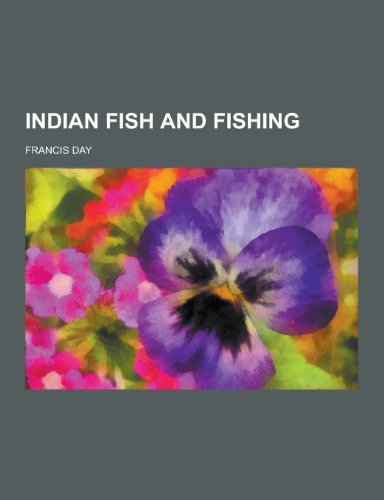 9781230314815: Indian Fish and Fishing