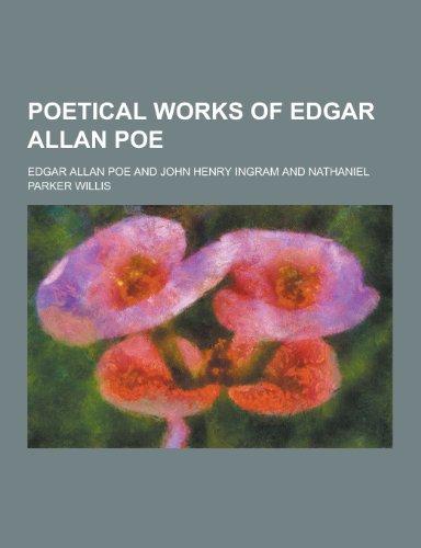 9781230320892: Poetical Works of Edgar Allan Poe
