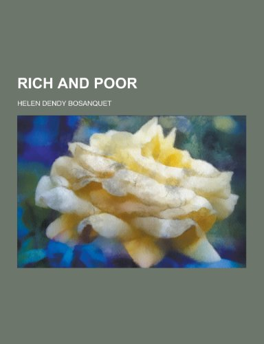 9781230322148: Rich and Poor