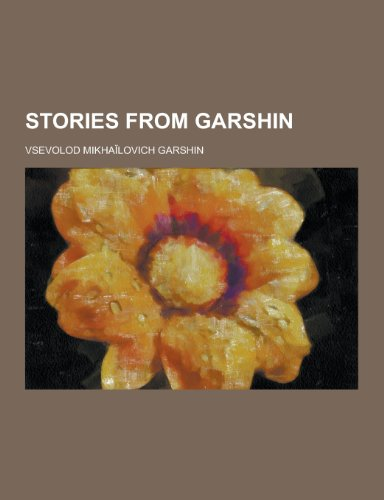 9781230323626: Stories from Garshin