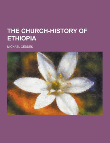 9781230330785: The Church-History of Ethiopia