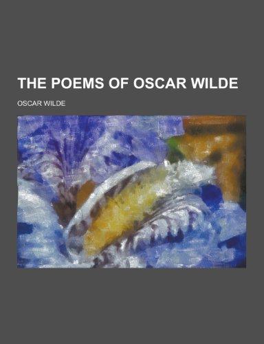 9781230333410: The Poems of Oscar Wilde