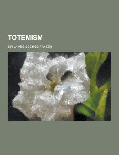 9781230335315: Totemism