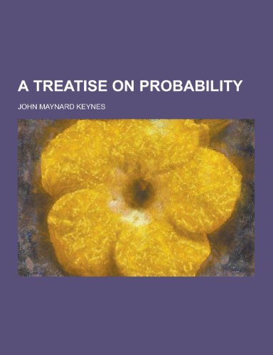 9781230339115: A Treatise on Probability