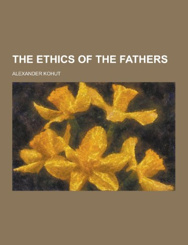 9781230349404: The Ethics of the Fathers