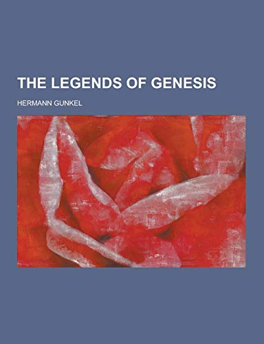 9781230349848: The Legends of Genesis