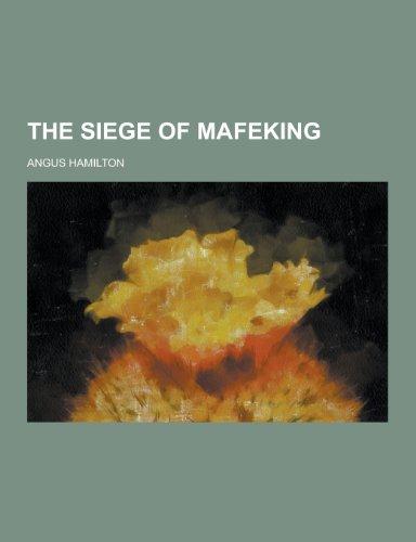 9781230350486: The Siege of Mafeking