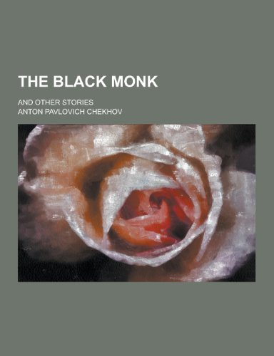 9781230350998: The Black Monk; And Other Stories