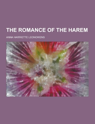 9781230352053: The Romance of the Harem