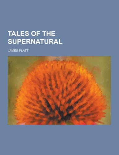 9781230360225: Tales of the Supernatural
