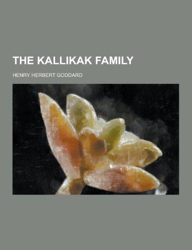 9781230361314: The Kallikak Family