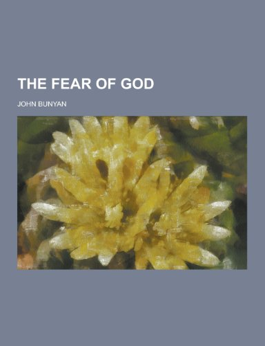 9781230362816: The Fear of God