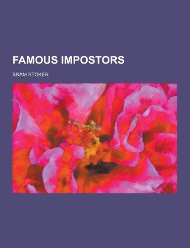 9781230367699: Famous Impostors