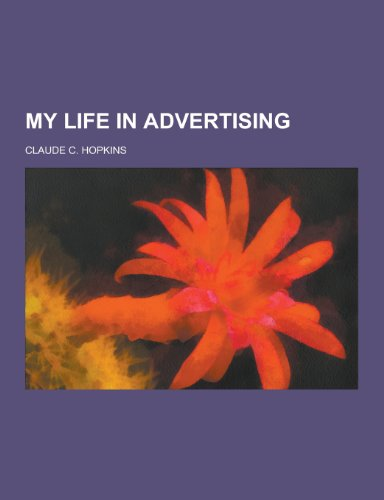 9781230370552: My Life in Advertising
