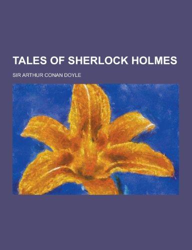 9781230385396: Tales of Sherlock Holmes