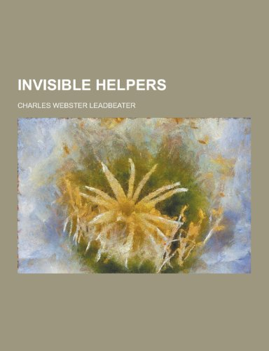 9781230395012: Invisible Helpers