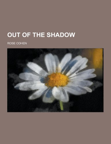 9781230397320: Out of the Shadow
