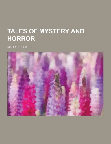 9781230398907: Tales of Mystery and Horror