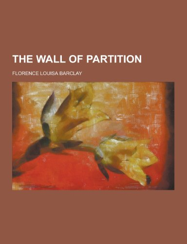 9781230402482: The Wall of Partition