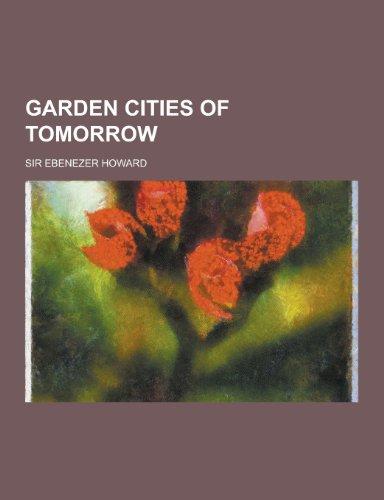 9781230405094: Garden Cities of Tomorrow