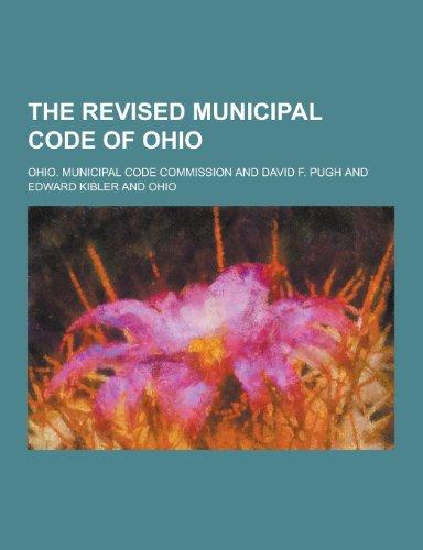 9781230408781: The Revised Municipal Code of Ohio