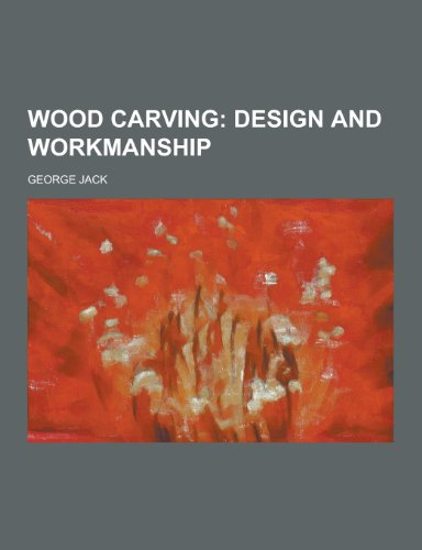 9781230409504: Wood Carving