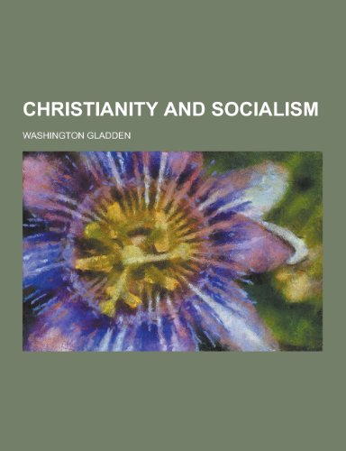 9781230410739: Christianity and Socialism