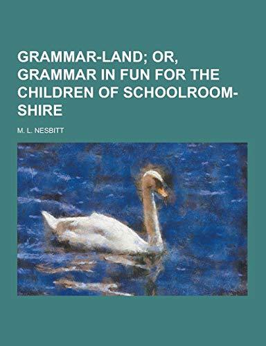 9781230411538: Grammar-Land