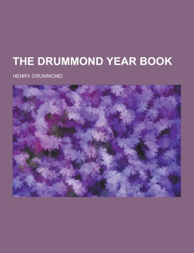 9781230414317: The Drummond Year Book