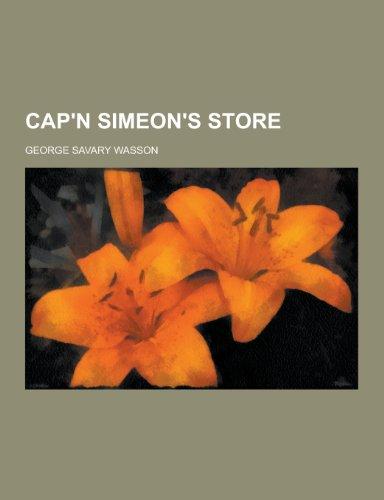 9781230422336: Cap'n Simeon's Store