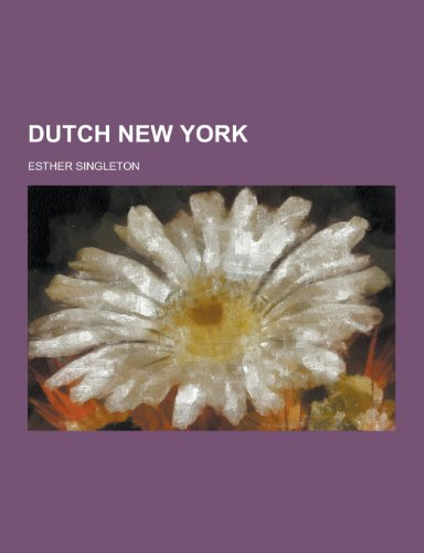 9781230422718: Dutch New York