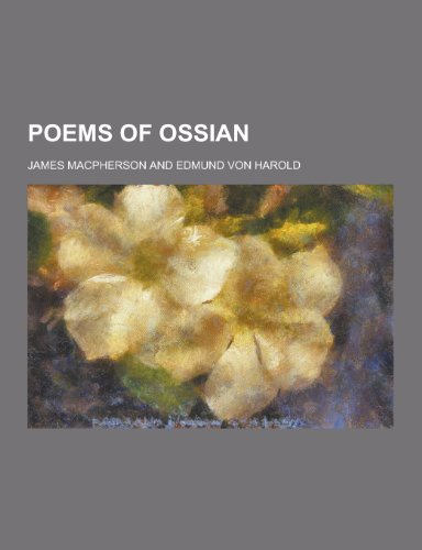 9781230424330: Poems of Ossian