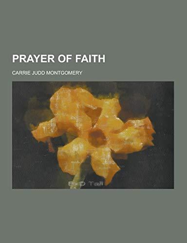 9781230426280: Prayer of Faith