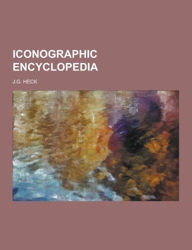9781230428734: Iconographic Encyclopedia