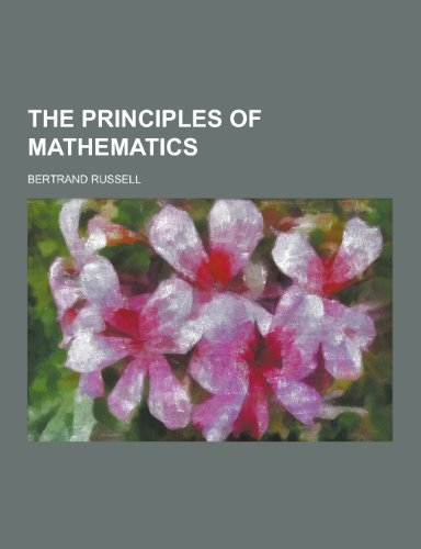 9781230430911: The Principles of Mathematics