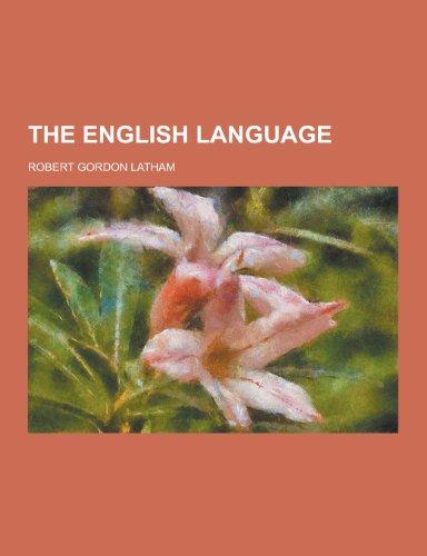 9781230443058: The English Language